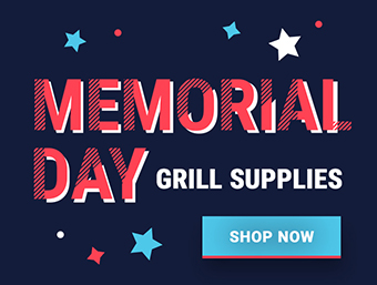 Shop Memorial Day Grill Supplies