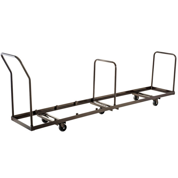 National Public Seating DY-50 Folding Chair Dolly Scratch and Dent