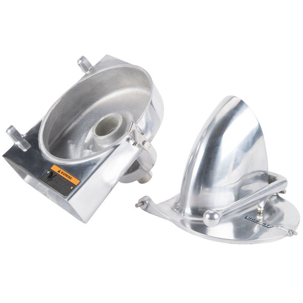 """Hobart VS9-13 9"""" Slicer Attachment with #12 Back Case and Hopper Front"""