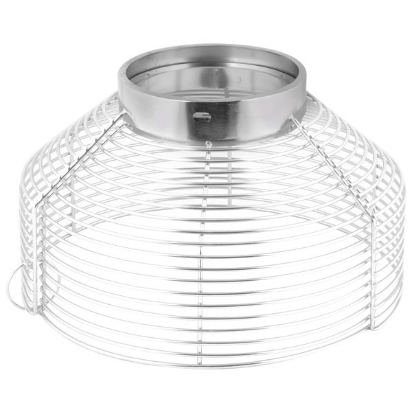 Avantco PMX60GRD Stainless Steel 60 Qt. Mixer Bowl Guard Scratch and Dent