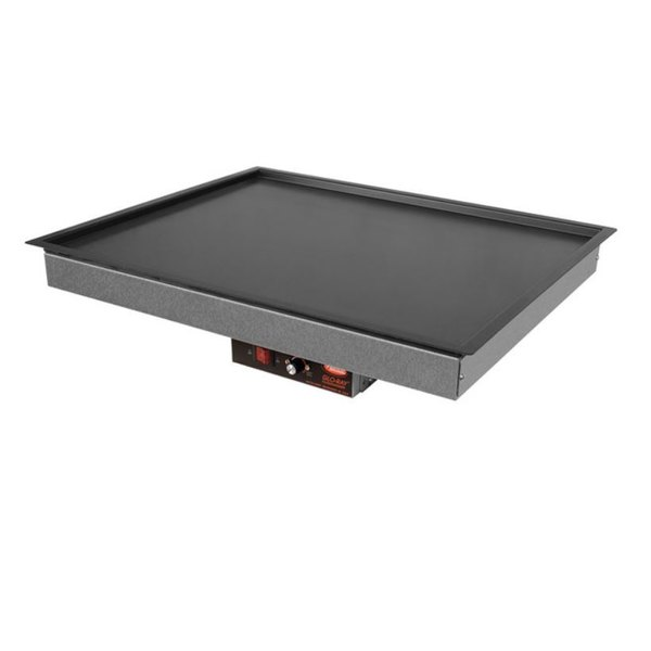 "Hatco GRSB-48-I Glo-Ray 48"" Built In Heated Shelf Warmer with Recessed Top - 1000W Scratch and Dent"