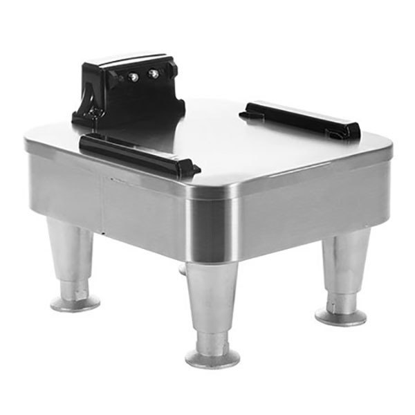 Bunn 27825.0200 Infusion Series Stainless Steel Soft Heat Single Server Docking Stand - 120V