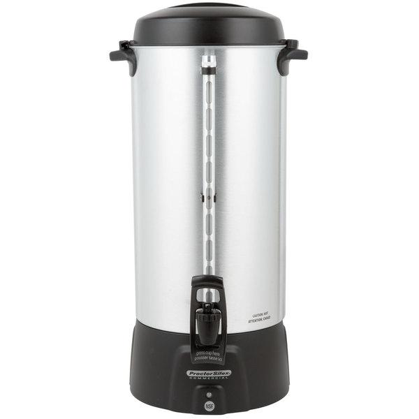 Proctor Silex 45100R 100 Cup (3.9 Gallon) Coffee Urn