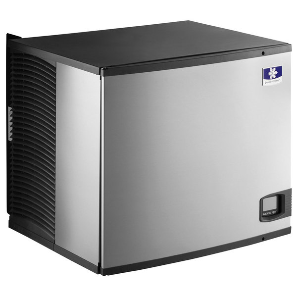 "Manitowoc ID-0906A Indigo Series 30"" Air Cooled Full Size Cube Ice Machine - 208V, 1 Phase, 874 lb."