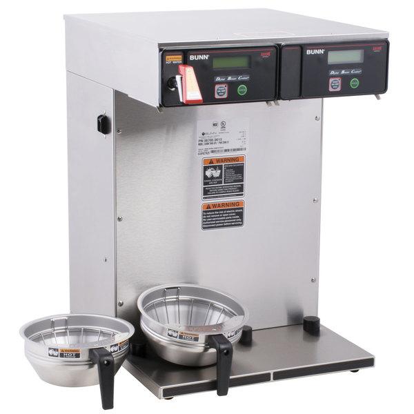 Bunn 38700.0013 Axiom APS Twin Airpot Coffee Brewer - 120/240V