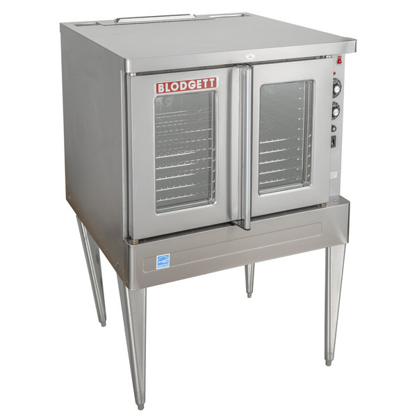 Blodgett SHO-100-E Single Deck Full Size Electric Convection Oven - 208V, 3 Phase, 11 kW Scratch and Dent