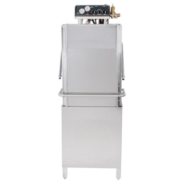 Noble Warewashing HT-180 High Temperature Tall Dishwasher - 208/230V, 3 Phase