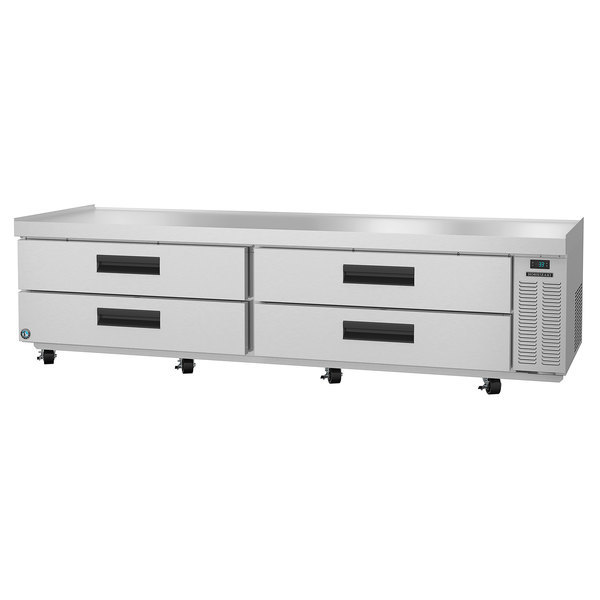 """Scratch and Dent Hoshizaki CR98A 98"""" 4 Drawer Refrigerated Chef Base Main Image 1"""