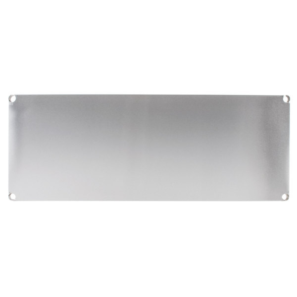 "Scratch and Dent Advance Tabco SH-1860 18"" x 60"" Solid Stainless Steel Shelf Main Image 1"
