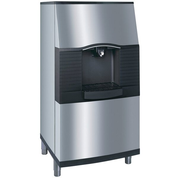 Scratch and Dent Manitowoc SFA-291 Hotel Ice Dispenser with Water Valve - 180 lb. Main Image 1