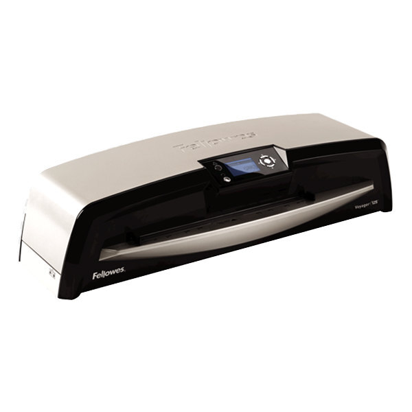 """Scratch and Dent Fellowes 5218601 Voyager 125 12"""" Laminator - 10 mil Max Main Image 1"""
