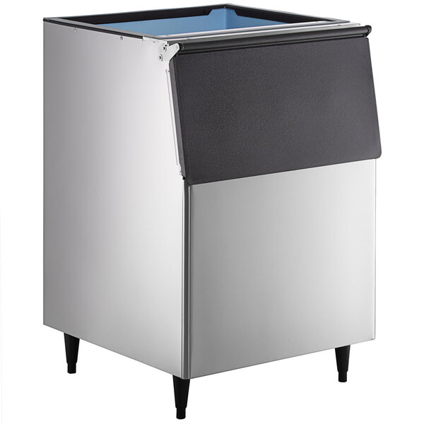 """Scratch and Dent Hoshizaki B-500SF 30"""" Ice Storage Bin with Stainless Steel Finish - 500 lb. Main Image 1"""