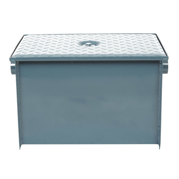 Scratch and Dent Watts WD-15 30 lb. Grease Trap Main Image 1