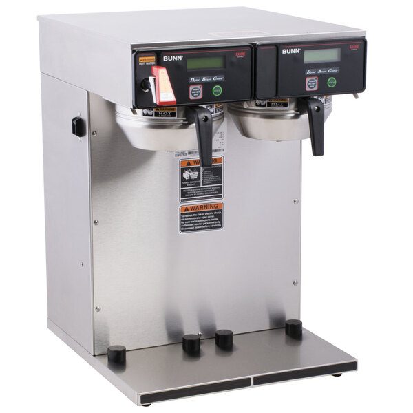 Scratch and Dent Bunn 38700.0013 Axiom APS Twin Airpot Coffee Brewer - 120/240V Main Image 1