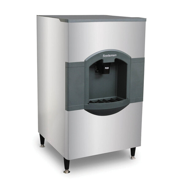 Scratch and Dent Scotsman HD30W-1 iceValet Hotel Ice Dispenser - 180 lb. Main Image 1