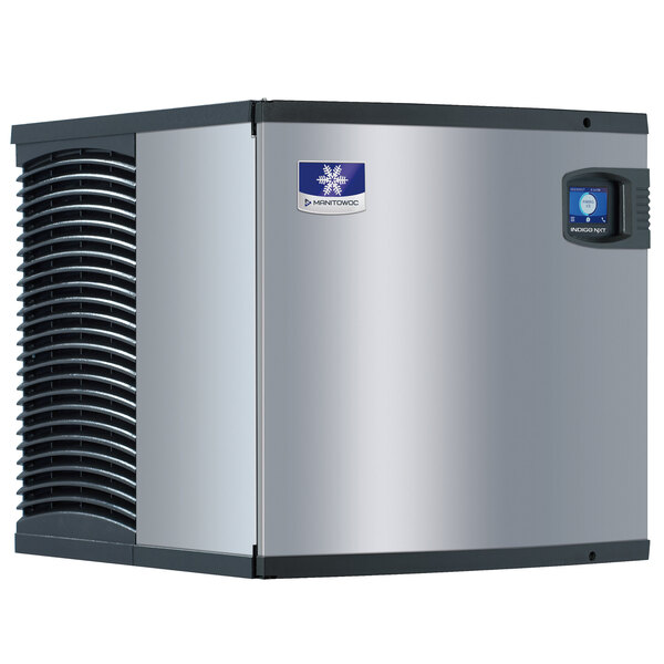 """Scratch and Dent Manitowoc IYT0620A Indigo NXT 22"""" Air Cooled Half Size Cube Ice Machine - 208-230V, 575 lb. Main Image 1"""