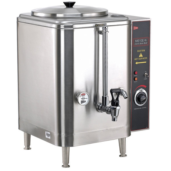 Scratch and Dent Cecilware ME15EN 15 Gallon Hot Water Boiler - 240V, 1 Phase Main Image 1