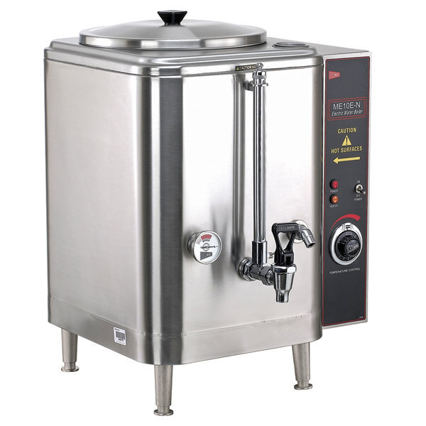 Scratch and Dent Cecilware ME10EN 10 Gallon Hot Water Boiler - 120V Main Image 1
