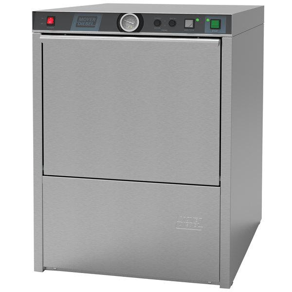 Scratch and Dent Moyer Diebel 201LT Undercounter Low Temperature Dishwashing Machine - 115V Main Image 1