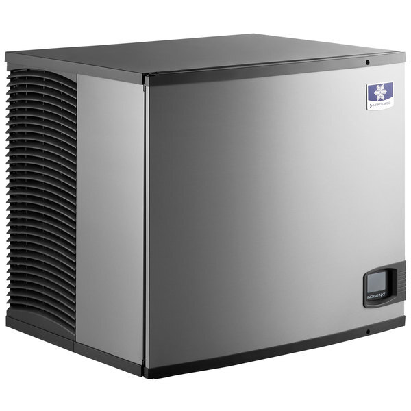 """Scratch and Dent Manitowoc IYT0900W Indigo NXT 30"""" Water Cooled Half Dice Ice Machine - 208-230V, 722 lb. Main Image 1"""