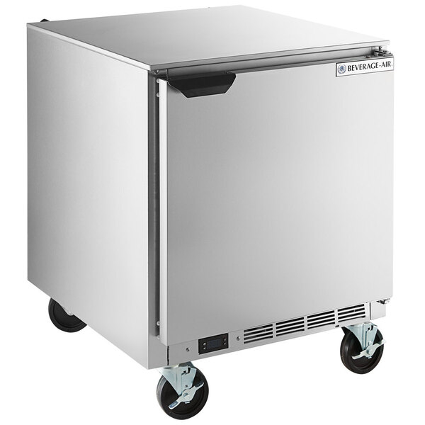 """Scratch and Dent Beverage-Air UCF27AHC 27"""" Undercounter Freezer Main Image 1"""