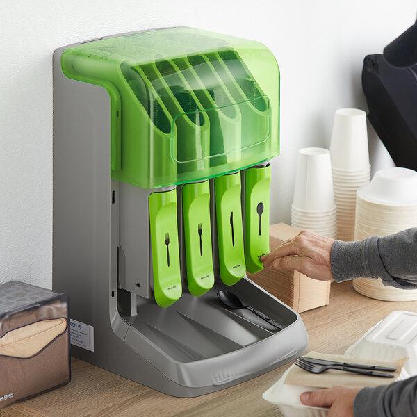 Scratch and Dent Preserve 36007 Multi-Utensil Cutlery Dispenser Main Image 1