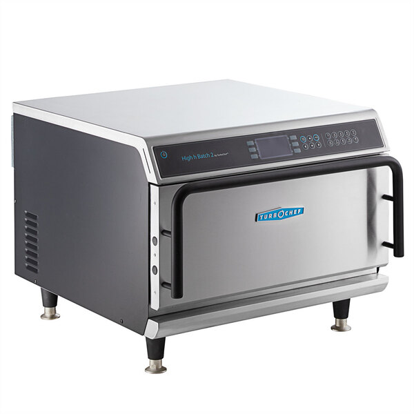 Scratch and Dent TurboChef High h Batch 2 High-Speed Accelerated Cooking Countertop Oven Main Image 1