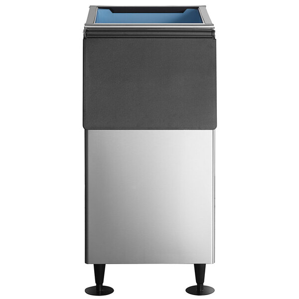 """Scratch and Dent Hoshizaki B-300SF 22"""" Ice Storage Bin with Stainless Steel Finish - 300 lb. Main Image 1"""