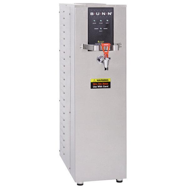 Scratch and Dent Bunn 26300.0000 H10X-80-240 10 Gallon Hot Water Dispenser, 212 Degrees Fahrenheit - 240V Main Image 1