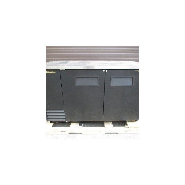 """True TBB-2 59"""" Back Bar Refrigerator Scratch and Dent"""