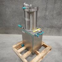 Hydraulic 57 lb. Sausage Stuffer - 208V, 3 Phase