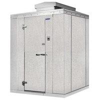 Nor-Lake KODB68-C Kold Locker 6' x 8' x 6' 7 inch Outdoor Walk-In Cooler