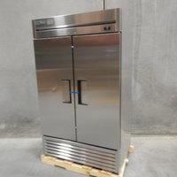 True T-43-HC 47 inch Solid Door Reach in Refrigerator