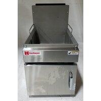 Cecilware GF-10 Liquid Propane 13 lb. Countertop Fryer with Baskets