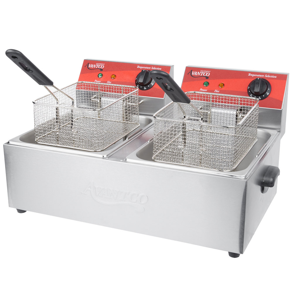 Commercial Fryer Buying Guide   Types of Fryers