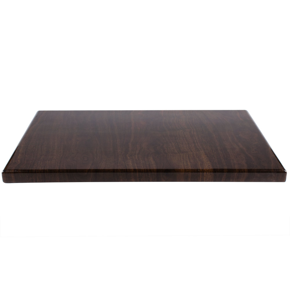 Captivating ... Rectangular Indoor Tabletop   Walnut. Main Picture · Image Preview ...