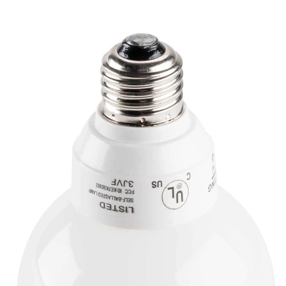 ... Fluorescent Globe Light Bulb - 120V. Main Picture; Image Preview; Image  Preview ...