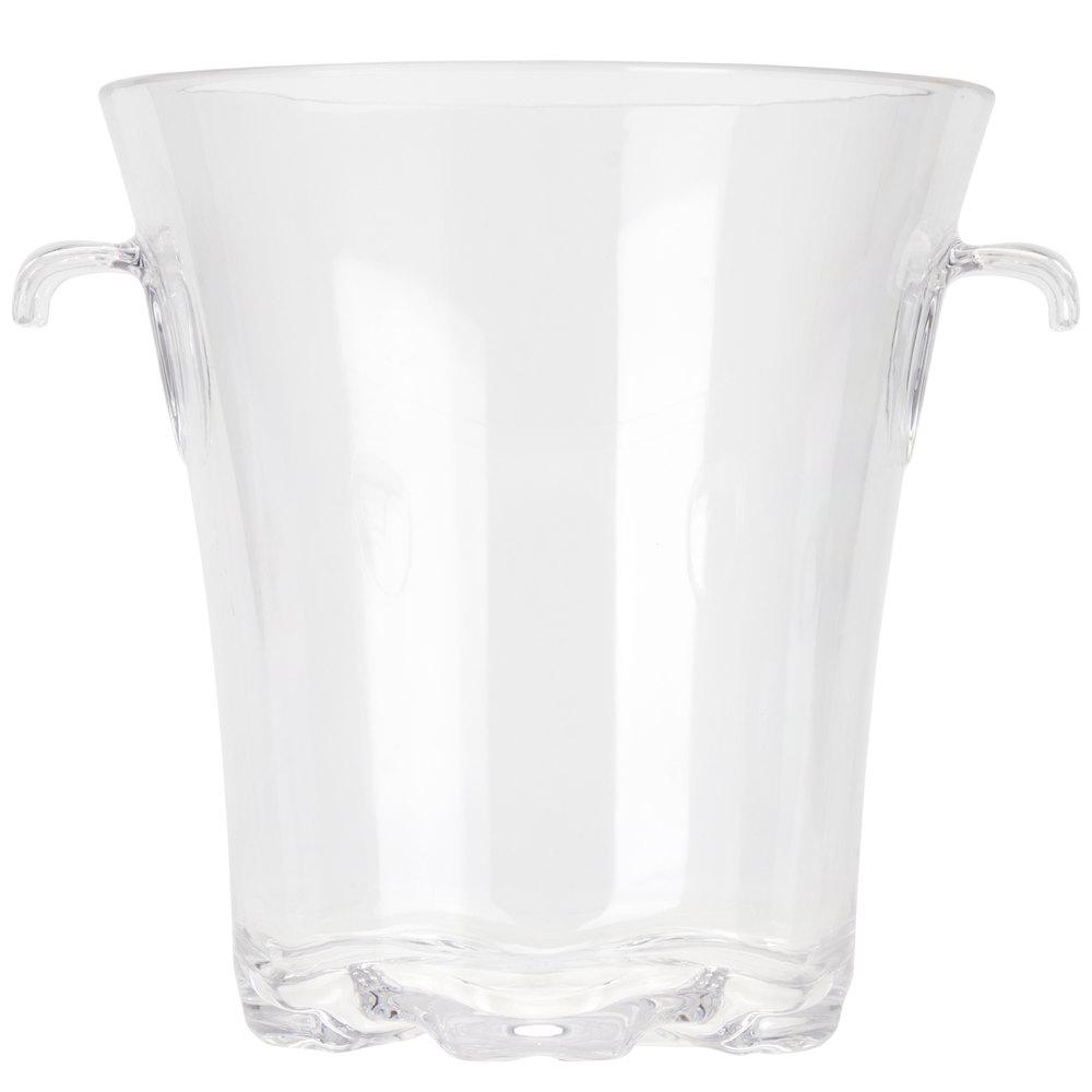 4 Qt. Polycarbonate Ice Bucket ...