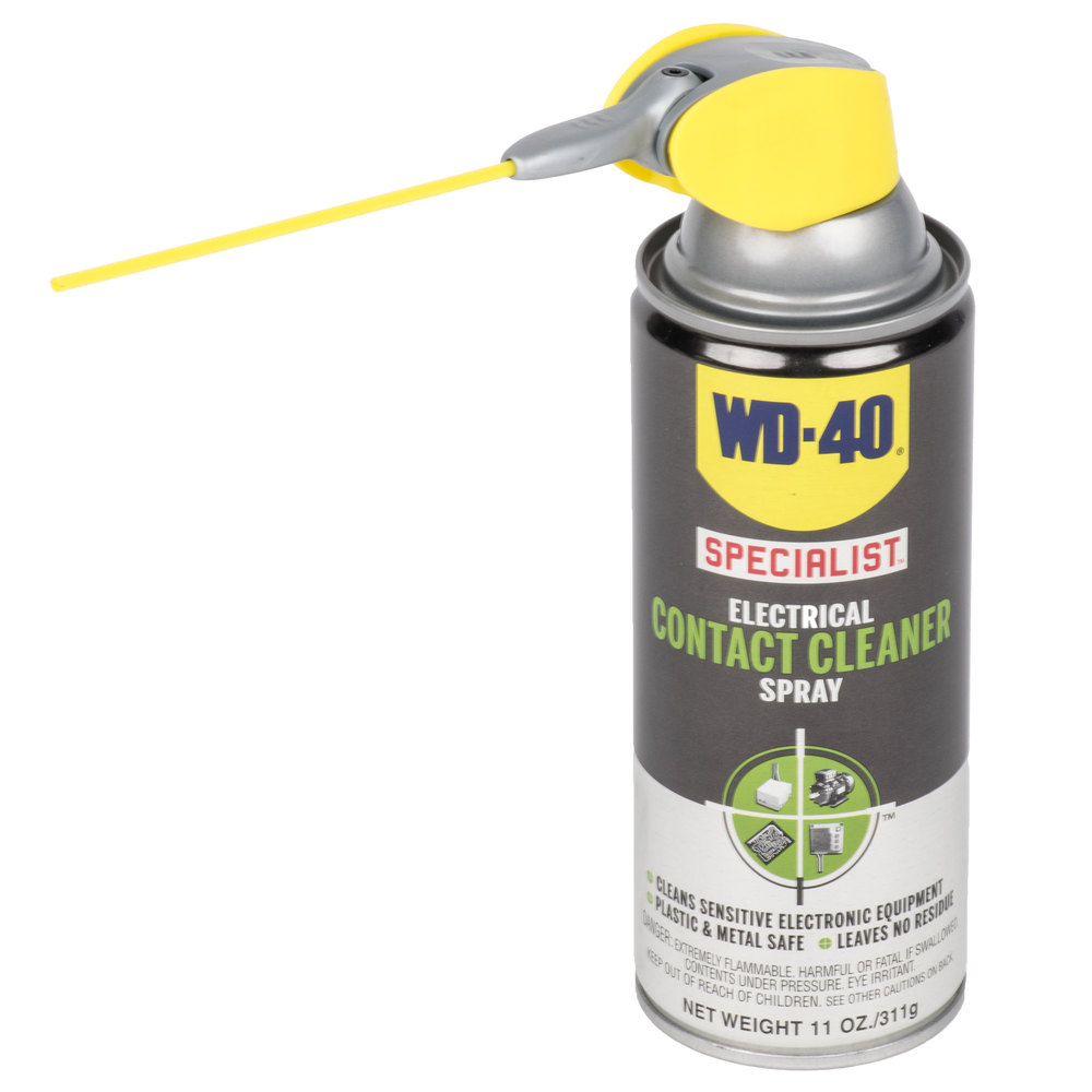 Wd 40 300080 Specialist 11 Oz Electrical Contact Cleaner Spray