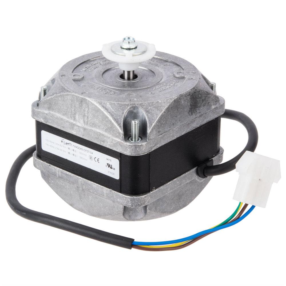 Avantco 17810976 Condenser Fan Motor 115v 16w Avantco