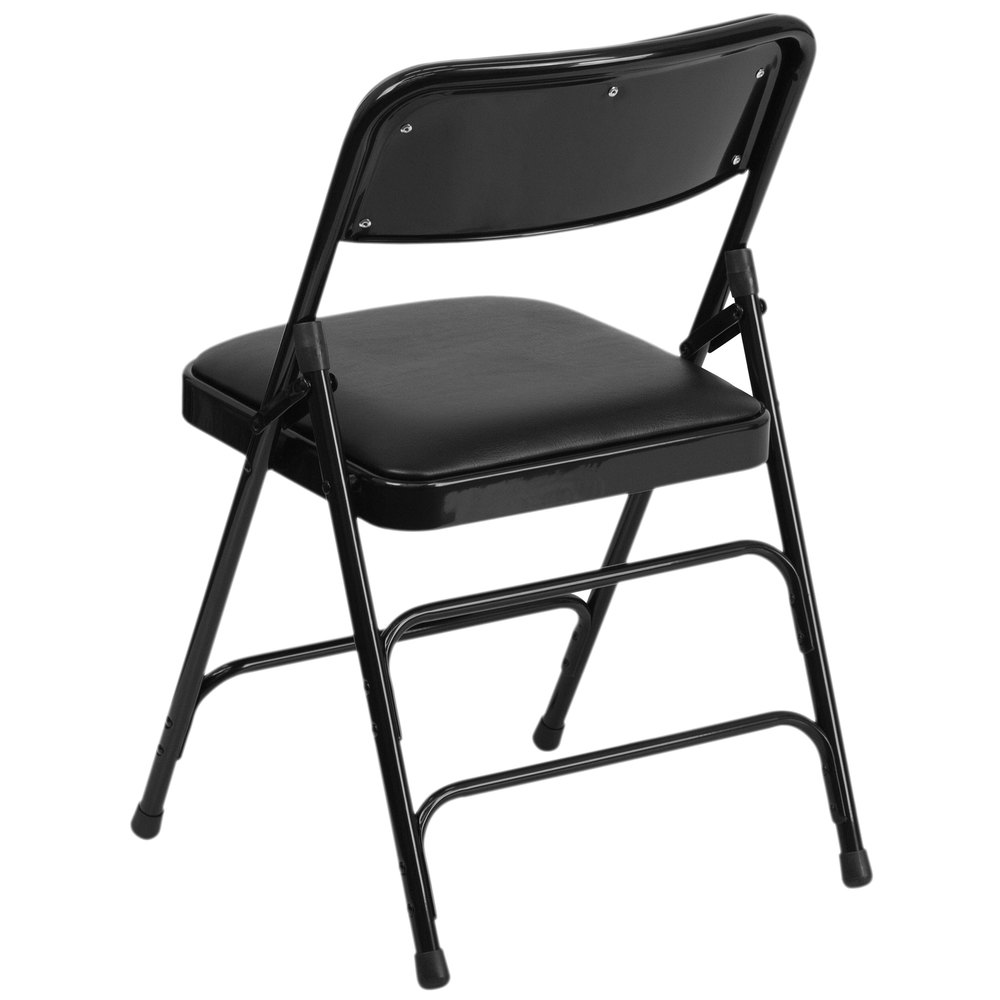 Black Folding Chair - Main picture image preview image preview