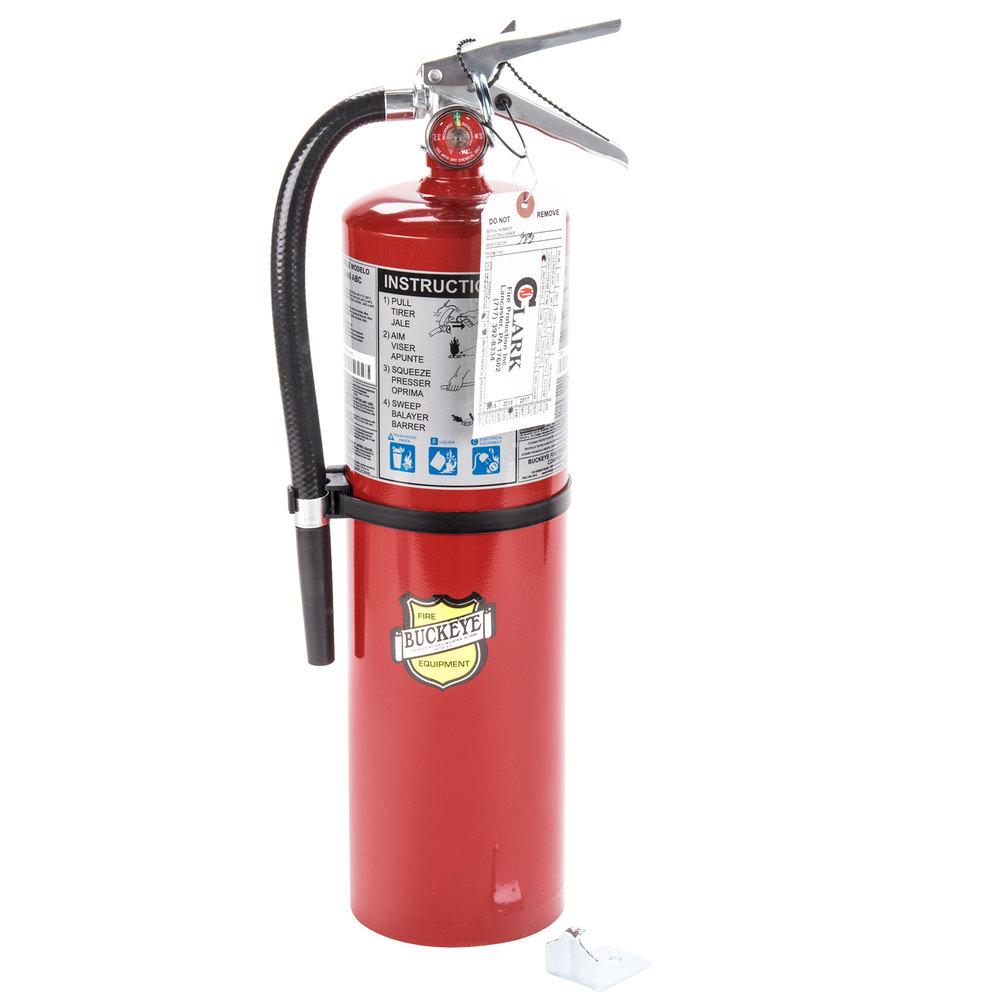 Class K Fire Extinguisher Home Depot