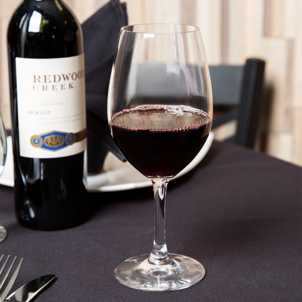 Spiegelau 4028035 Festival 15 5 Oz Bordeaux Wine Glass