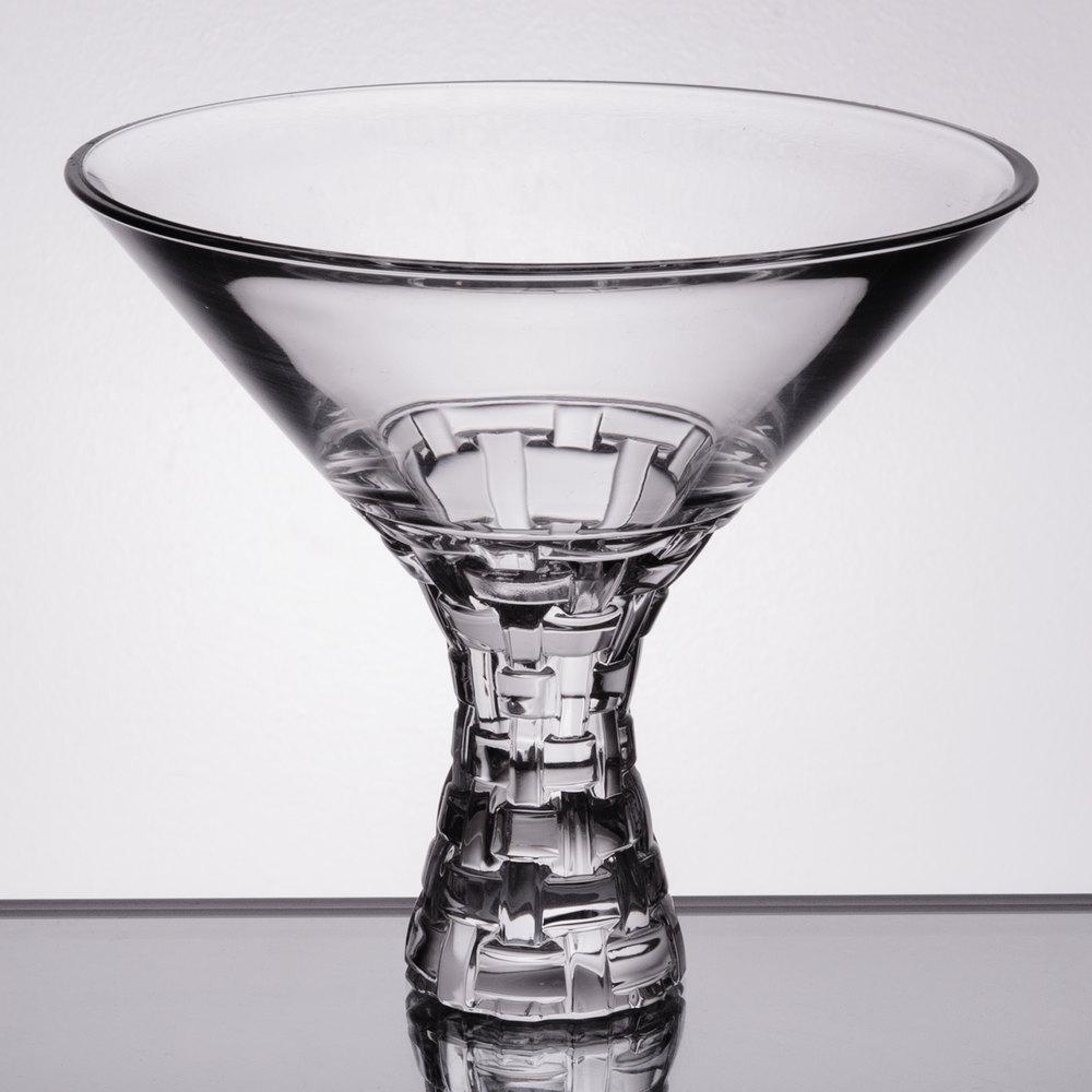 nachtmann n78531 bossa nova 11 5 oz footed martini glass 8 case. Black Bedroom Furniture Sets. Home Design Ideas