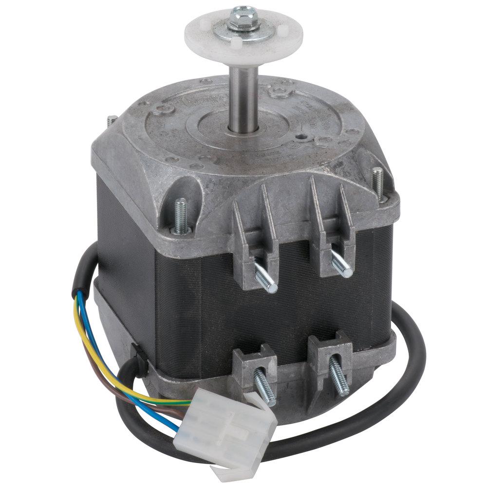 Avantco 17815815 condenser fan motor 115v 34w for Restaurant exhaust fan motor replacement