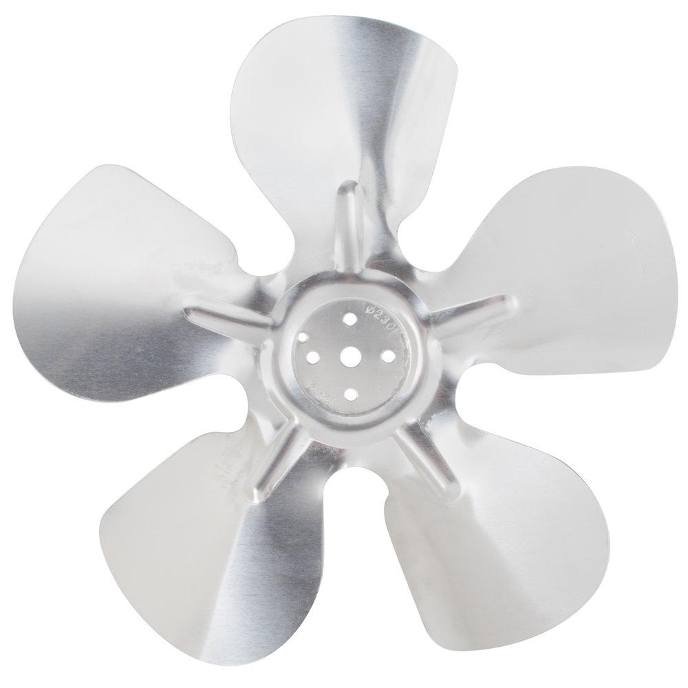 Large Fan Blades : Avantco  quot condenser fan blade