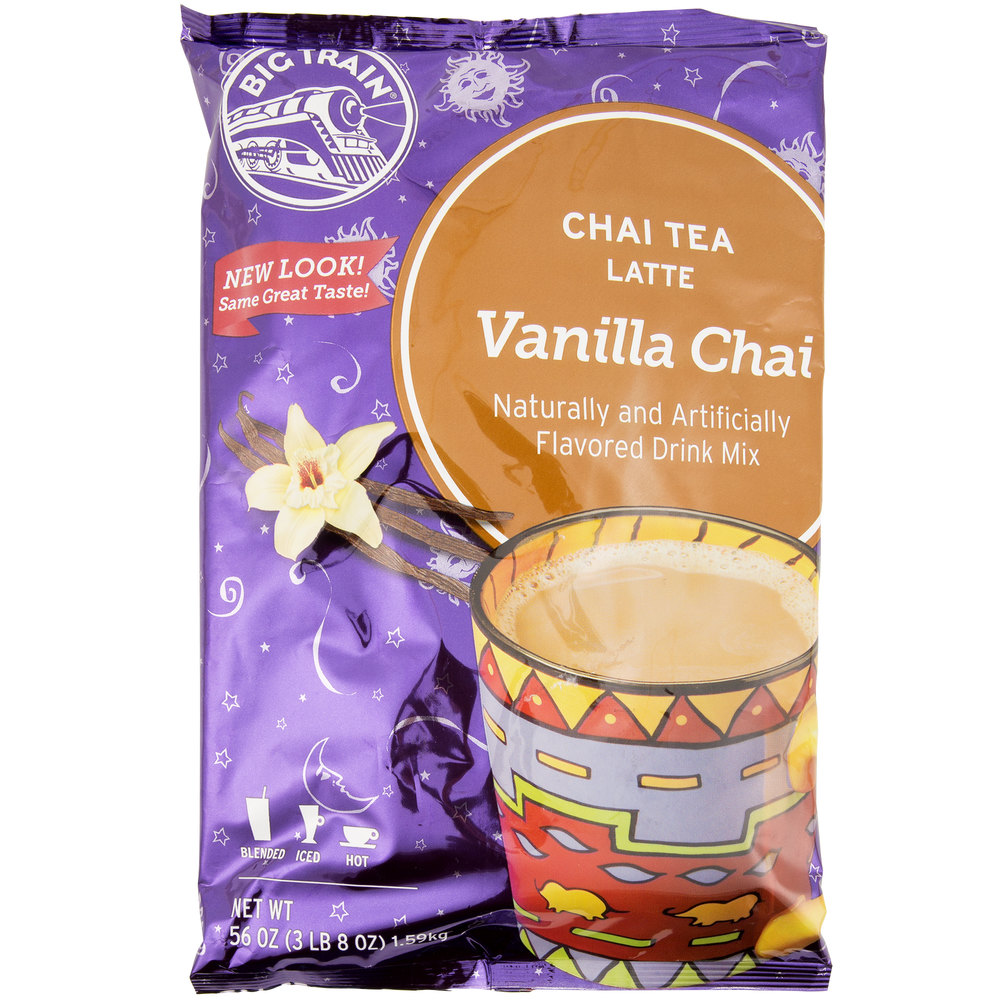how to make chai latte mix