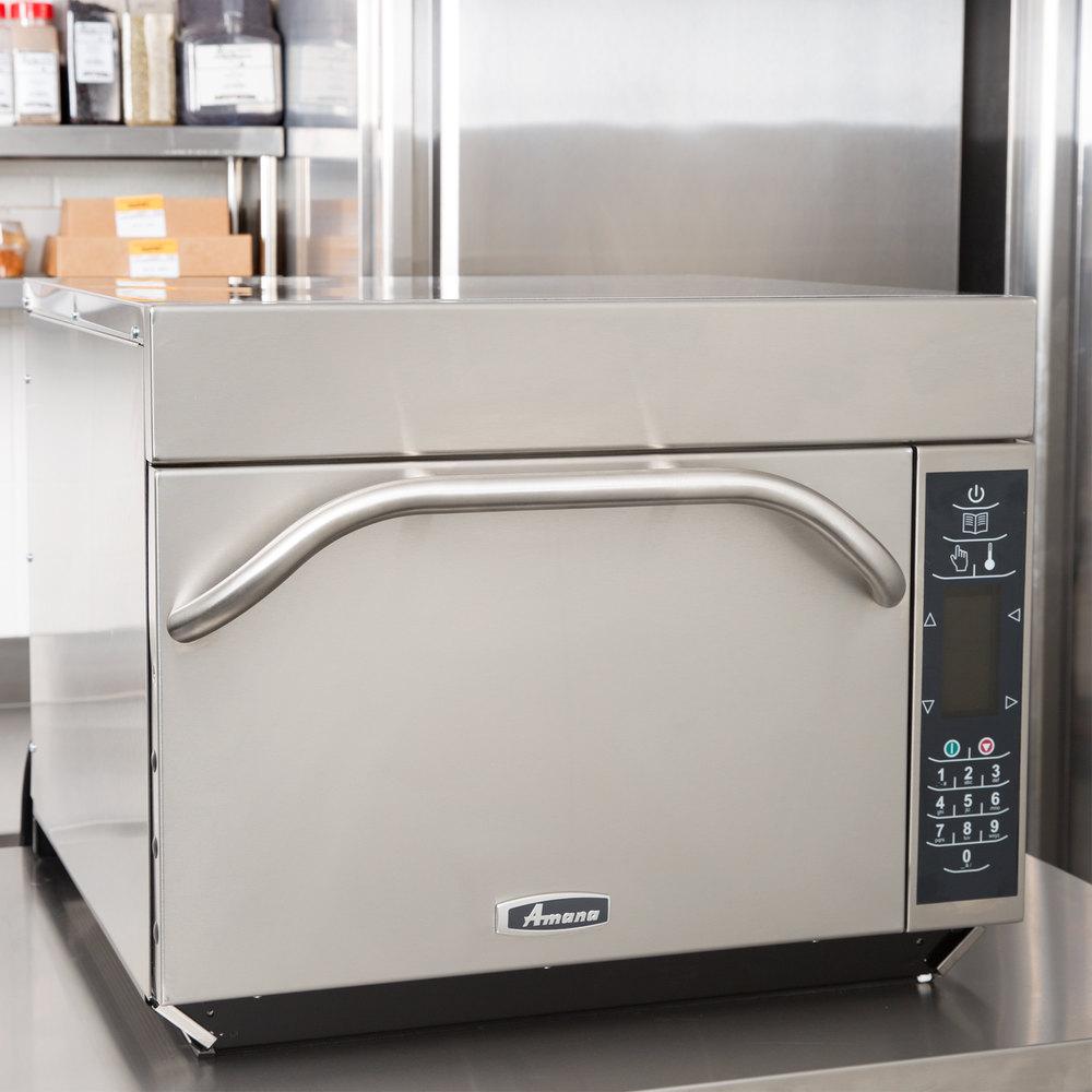 Amana Countertop Stove : Amana Xpress AXP22 High-Speed Accelerated Cooking Countertop Oven