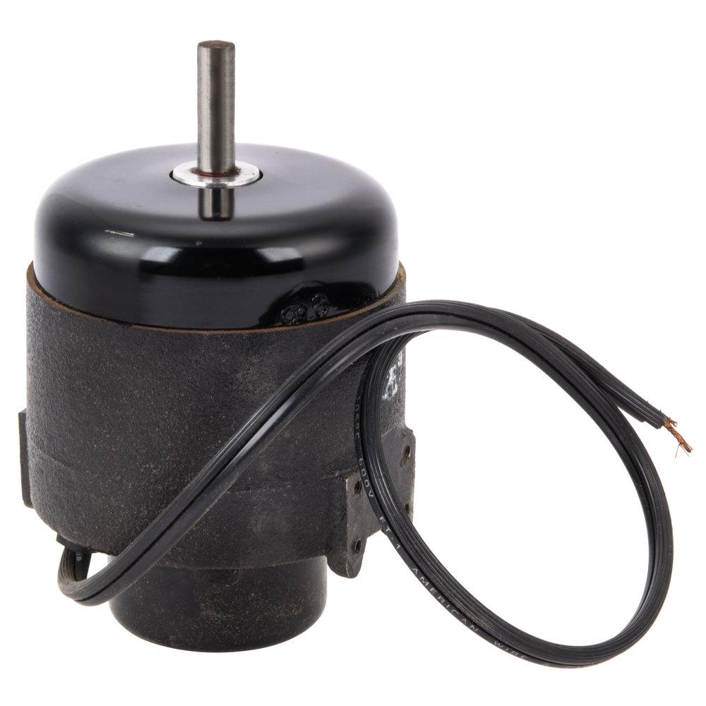 Fan Motor Product : Replacement condenser fan motor v w