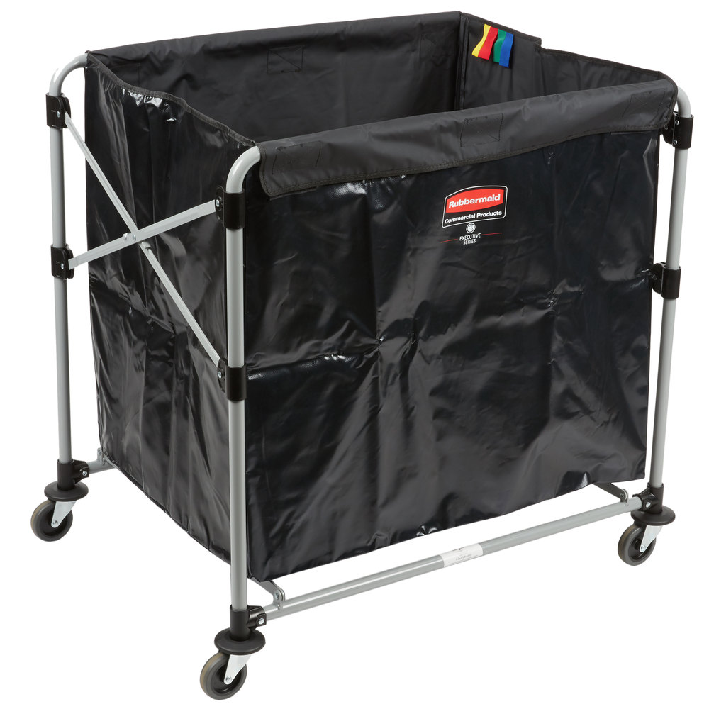 Rubbermaid 1881750 Laundry Cart
